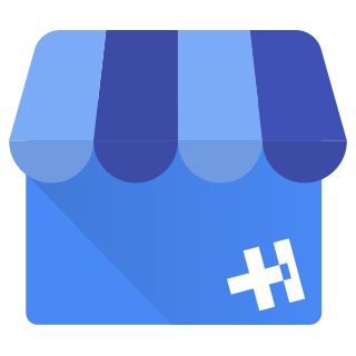 Icon: Google My Business Channel